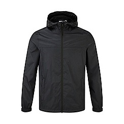 Tog 24 - Black Craven Mens Waterproof Packaway Jacket