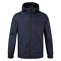 Tog 24 - Navy craven mens waterproof pack away jacket