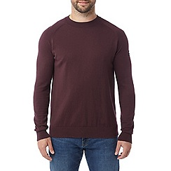 Tog 24 - Deep port darton cashmere mix crew neck jumper