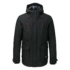 Tog 24 - Black descent milatex/down parka jacket