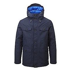 Tog 24 - Navy drift milatex parka jacket