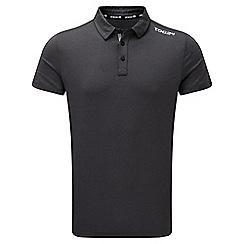 Tog 24 - Dark grey marl dyno TCZ stretch polo shirt