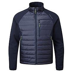 Tog 24 - Navy element tcz softshell/thermal jacket
