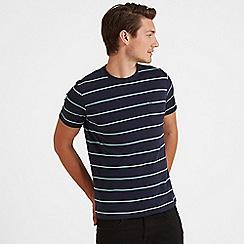 Tog 24 - Navy Elliot striped t-shirt