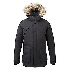 Tog 24 - Black 'Essential' waterproof parka jacket