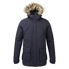 Tog 24 - Navy 'Essential' waterproof parka jacket