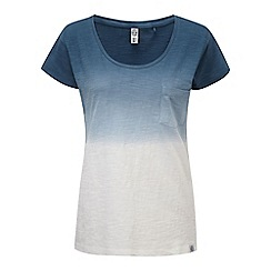 Tog 24 - French navy estella deluxe dip dye t-shirt