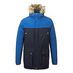 Tog 24 - Royal/navy farley milatex parka jacket dc