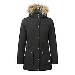 Tog 24 - Black farley Milatex parka jacket