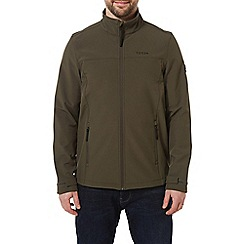 Tog 24 - Dark Khaki Feizor Softshell Jacket
