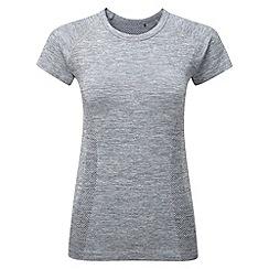 Tog 24 - Dark grey marl fierce tcz stretch seamless t-shirt