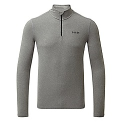 Tog 24 - Grey marl fixby thermal zip neck
