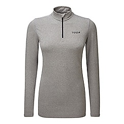Tog 24 - Grey marl fixby thermal zipneck