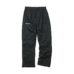 Tog 24 - Black flood milatex trousers regular leg