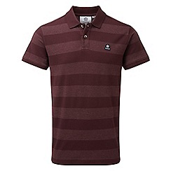 Tog 24 - Deep port ford on polo shirt