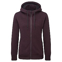 Tog 24 - Deep port marl Frieda TCZ 200 fleece jacket