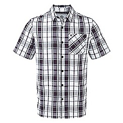 Tog 24 - Deep port fulford short sleeve performance check shirt
