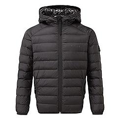 Tog 24 - Black fuse hooded down jacket