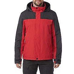 Tog 24 - Chili and charcoal gambit waterproof 3in1 jacket