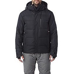 Tog 24 - Black gunby mens down fill ski jacket