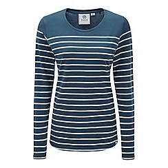 Tog 24 - Navy hailey long sleeve t-shirt