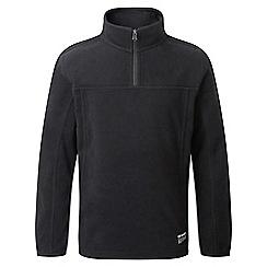 Tog 24 - Black halo TCZ 100 fleece zip neck