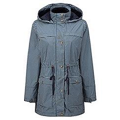 Tog 24 - Dk midnt print happy milatex jacket