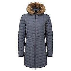 Tog 24 - Navy marl Harlington TCZ thermal jacket