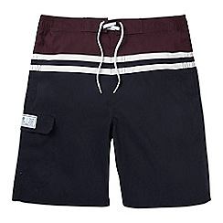 Tog 24 - Navy deep port Harrison board shorts