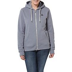 Tog 24 - Slate Marl Hatty Zip hoodie