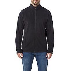 Tog 24 - Black hecky fleece jacket