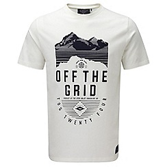 Tog 24 - White henry t-shirt off the grid
