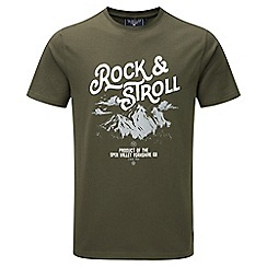 Tog 24 - Military henry t-shirt rock and stroll