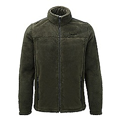 Tog 24 - Dark khaki Herman TCZ windproof fleece jacket