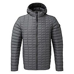 Tog 24 - Dark grey marl hewick insulated jacket