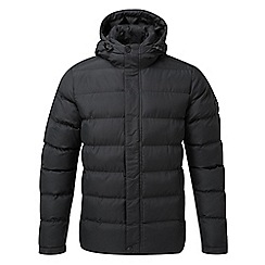 Tog 24 - Black hexham long insulated jacket