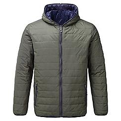 Tog 24 - Olive/midnight hotter tcz thermal jacket