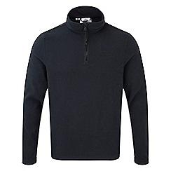 Tog 24 - Navy humber mens zipneck fleece jacket