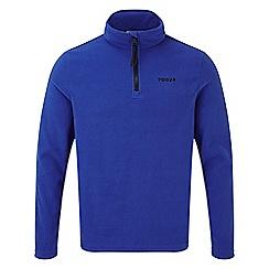Tog 24 - Royal humber mens zipneck fleece jacket