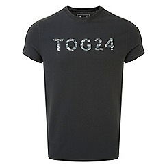Tog 24 - Charcoal Hutton performance graphic t-shirt