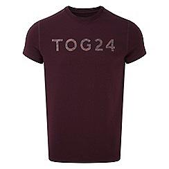 Tog 24 - Deep port Hutton performance graphic t-shirt