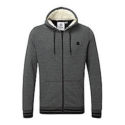 Tog 24 - Dark grey marl jones deluxe zip hoody