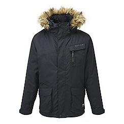 Tog 24 - Black journey milatex parka jacket