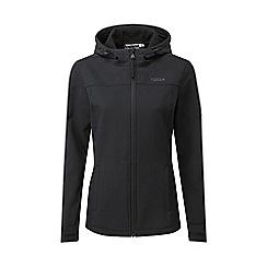 Tog 24 - Black Keld Softshell hoodie