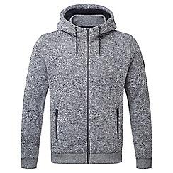 Tog 24 - Grey marl kingsley TCZ 200 full zip hoody