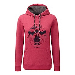 Tog 24 - Cerise marl kirsty deluxe hoody