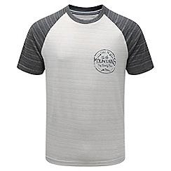 Tog 24 - Grey leyton deluxe t-shirt mountain print