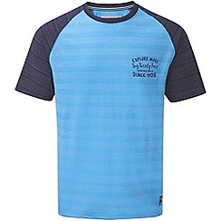 Tog 24 - Blue/midnight leyton deluxe t-shirt spen vale print