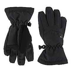 Tog 24 - Black Lockton kids waterproof ski gloves