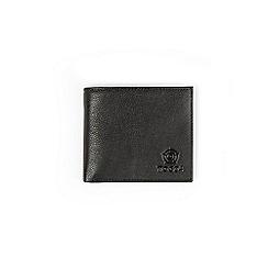 Tog 24 - Black London leather wallet